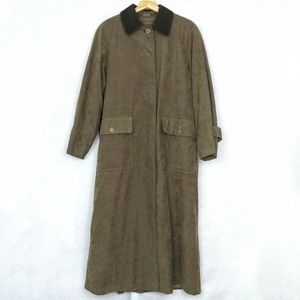 London Fog Excellent Condition Trench Coat Size M